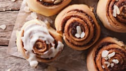WATCH: How To Make Cinnamon Rolls With Self-Raising