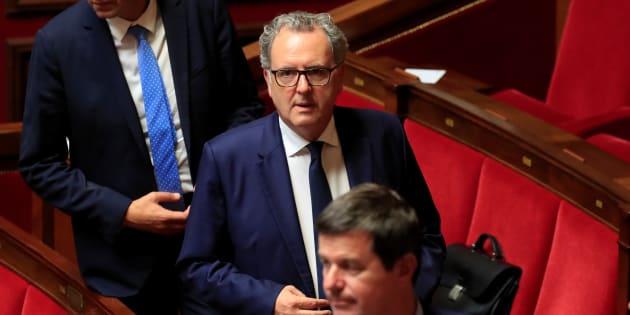 Richard Ferrand a été élu par une courte majorité à la présidence de l'Assemblée nationale, un avertissement sans frais pour Emmanuel Macron.