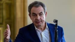Zapatero dice que