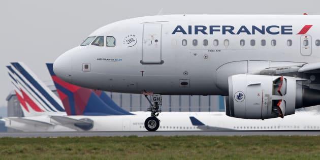 Grève à Air France, un quart des vols annulés ce vendredi