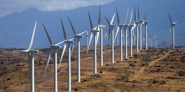 Le Kenya, ce modèle énergétique qu'Emmanuel Macron veut promouvoir