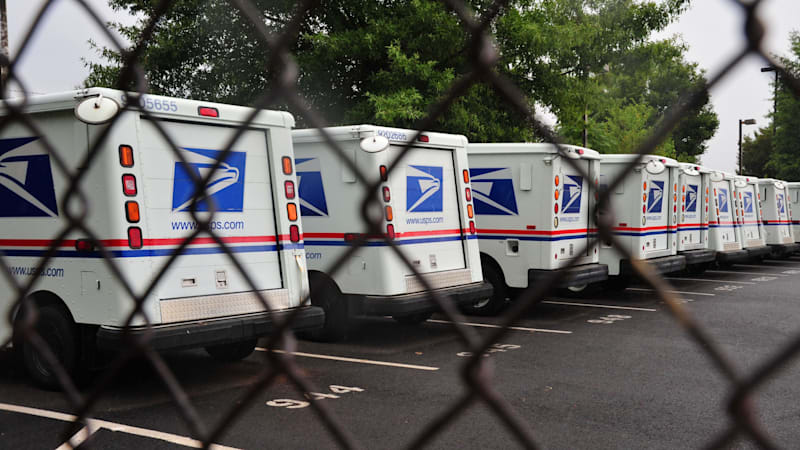 Get ready for a new USPS mail truck, maybe from a company you don't