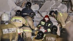 Cuatro muertos y hasta 40 atrapados en Rusia tras explosión de un