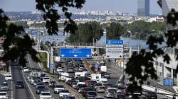 67 départements sous la canicule en ce samedi noir sur les routes, 700 km de bouchons à la