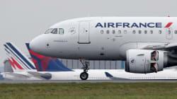Un quart des vols annulé à Air France à cause de la grève ce