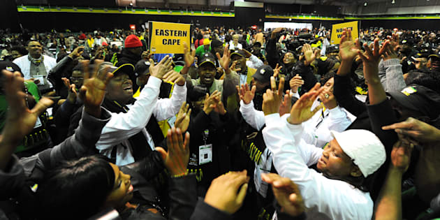 Fisticuffs and flying chairs at ANC's Eastern Cape elective conference