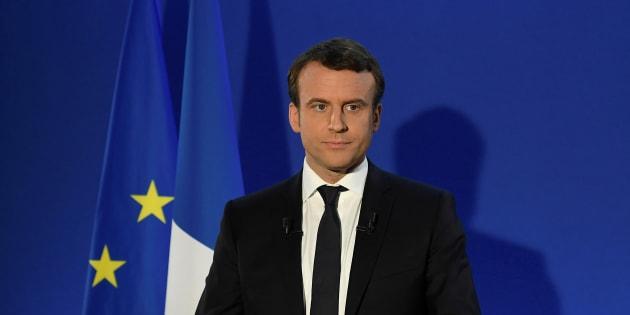 Hollande felicita a Emmanuel Macron, presidente electo de Francia