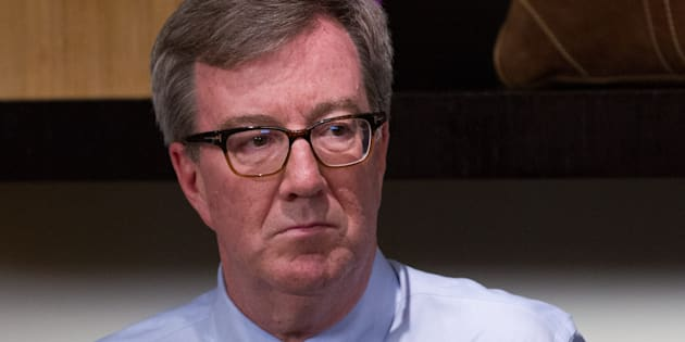 Ottawa Mayor Jim Watson, seen on Jan. 28, 2016, is encouraging invitees to boycott a Fourth of July party hosted by U.S. ambassador Kelly Knight Craft.