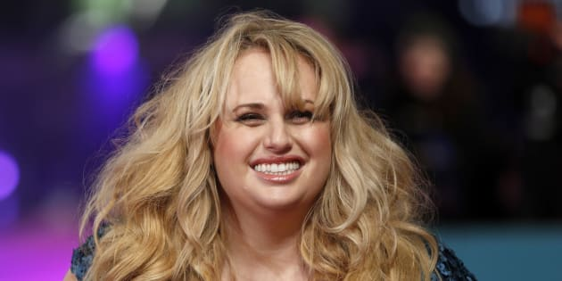 """Australian actress Rebel Wilson poses for photographers at the European premiere of the film """"How to be Single"""" in London, Britain February 9, 2016. REUTERS/Neil Hall"""