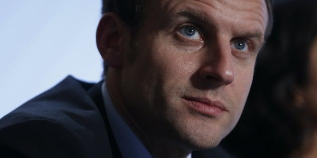 Emmanuel Macron va démissionner de la fonction publique fin novembre