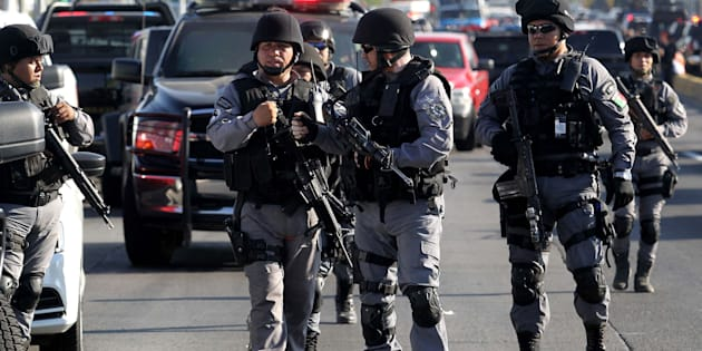 Los operativos se han fortalecido en la región metropolitana de Guadalajara con personal de seguridad federal y estatal.