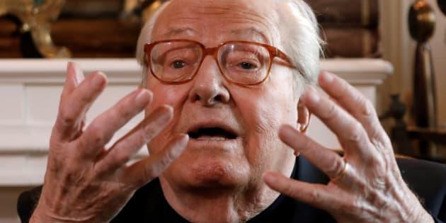 Le Pen dit avoir voulu faire évader l'un des auteurs de l'attentat du Petit-Clamart contre le général de Gaulle.