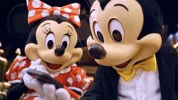 Así han felicitado los famosos el 90º cumpleaños a Mickey