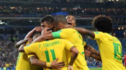 Brasil bate a Sérvia, passa em 1º e encara México nas oitavas da Copa da