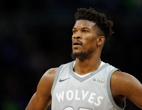 Jimmy Butler requests trade from Timberwolves