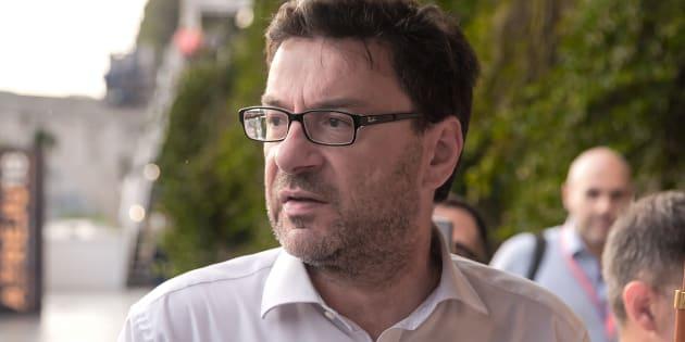 """Giancarlo Giorgetti: """"Casalino? Non credo che il portav"""