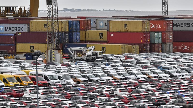 EU has a $39 billion retaliatory tariff list if U.S. hits its cars