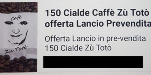 Maria Concetta Riina lancia il caffè dedicato al padre
