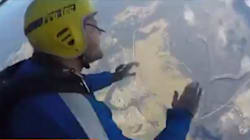 Video Captures Final Moments Before Nightmare Skydiving