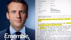 L'équipe de Macron a dépensé 5500 euros pour photoshoper son affiche du second