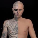 À quoi ressemblait Zombie Boy sans ses