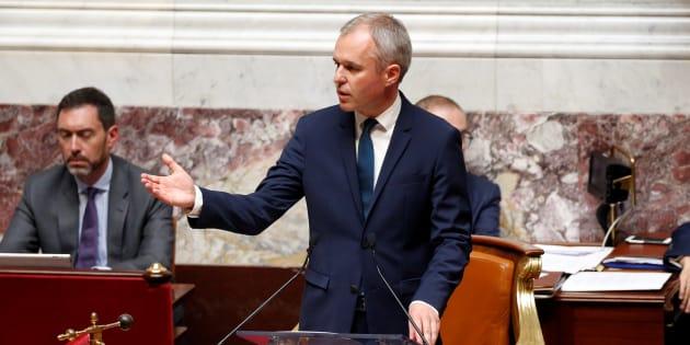 François de Rugy est le nouveau président de l'Assemblée nationale.