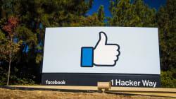 Facebook poursuivi en justice alors qu'éclate un nouveau