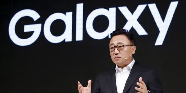 Samsung dévoile son nouveau smartphone, le Galaxy S8, ce mercredi 29 mars.
