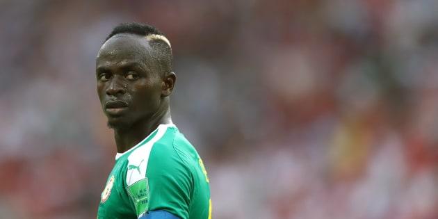Senegal's Sadio Mane.