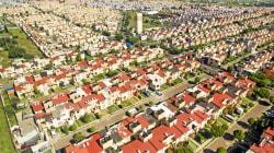 Las casas más baratas del país están