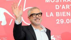 VIDEO: Cuarón es aplaudido de pie en el Festival de Cine de