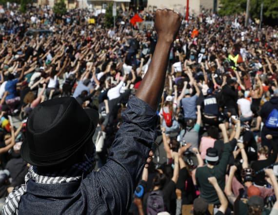 Anger over police killings shatters U.S.