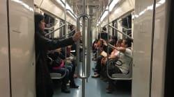 El vagón de mujeres: nos