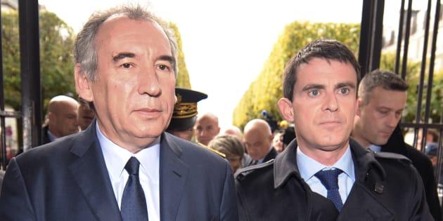 """Bayrou a joué un rôle dans la volonté de """"ne pas humilier Valls"""": voici pourquoi"""