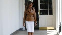 Melania Trump hospitalisée et opérée pour un problème