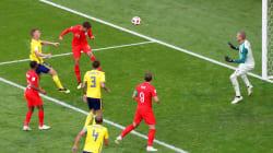 Les deux puissantes têtes qui envoient les Anglais en demi-finale de la Coupe du