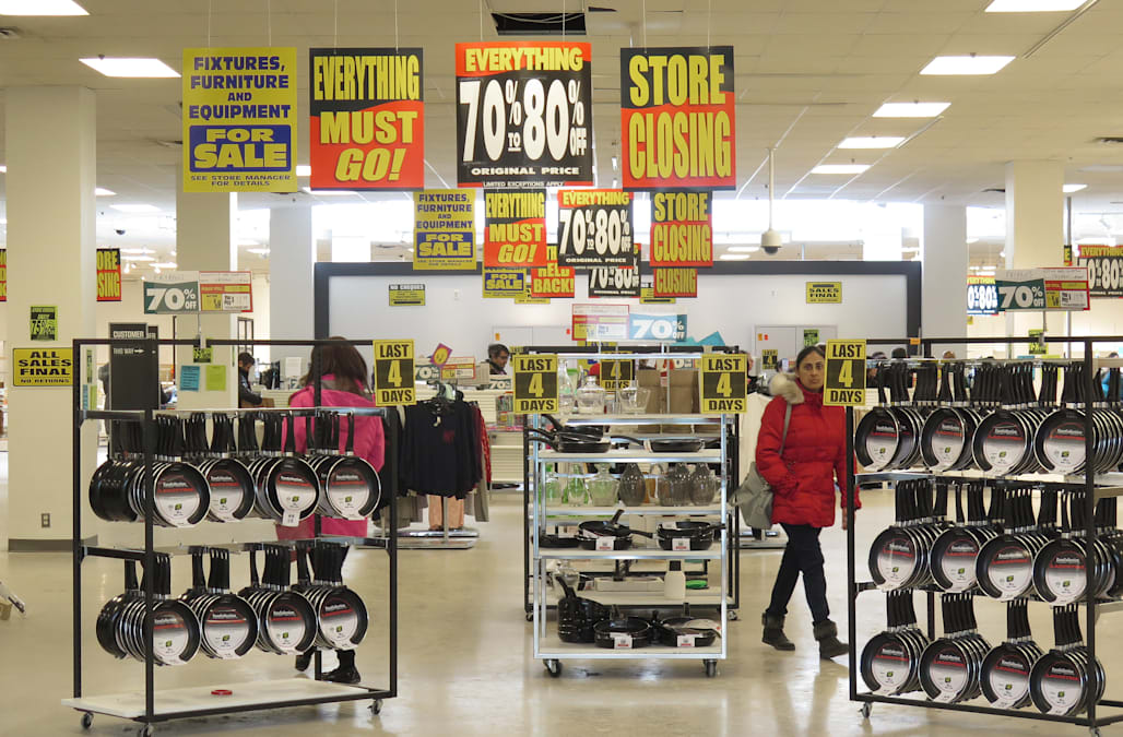 Sears Is Closing More Stores And Selling Others In An Online Auction