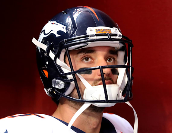 Brock Osweiler signs with Miami Dolphins