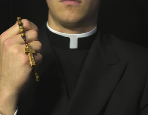 Victim of abuse recalls being groomed by priest