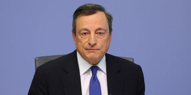 "Mario Draghi spegne gli entusiasmi: ""L"