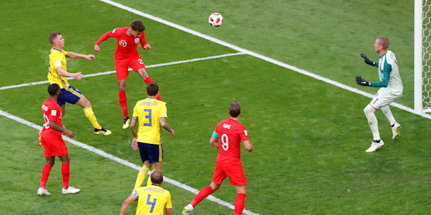 Suède-Angleterre à la Coupe du monde 2018: les deux têtes puissantes qui envoient les Anglais en demi-finale