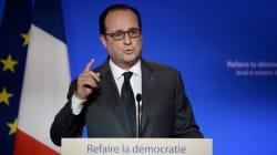 La communication de Hollande, l'exemple à ne pas