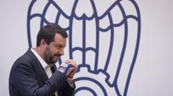 Il leader del governo nazionalpopulista Matteo Salvini ci sta portando in braccio alle democrazie