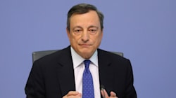 Draghi spegne gli entusiasmi: