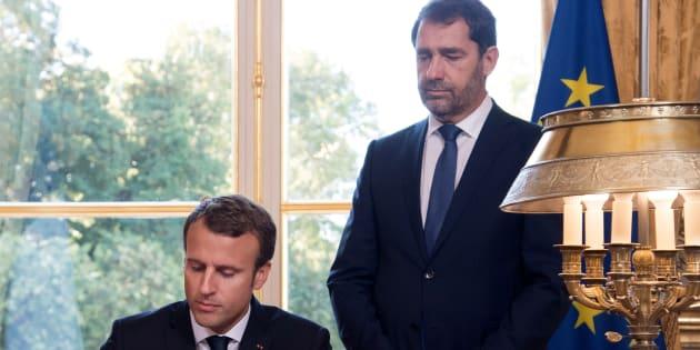 Comment Macron a imposé Castaner à la tête d'En marche