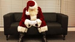 Despedida una vendedora de El Corte Inglés que contó el secreto de Papá Noel a una niña de 7