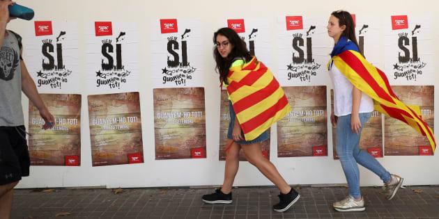 Non si placa la tensione tra Madrid e Barcellona sul referendum
