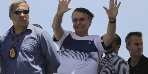 Bolsonaro tem prometido mudar a embaixada do Brasil em Israel de Tel-Aviv para Jerusalém.