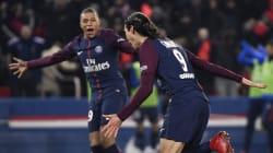 Regardez les 3 buts de la victoire du PSG contre