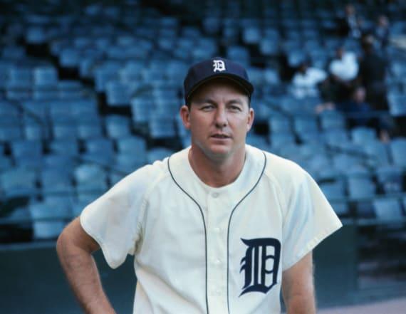 Tigers legend Al Kaline dead at 85